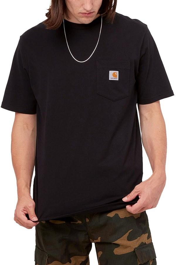 Camper Lab  Short sleeve Black