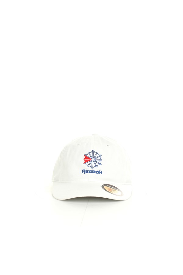 Reebok Hats White