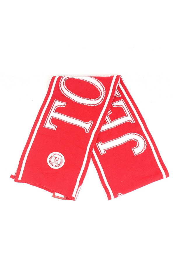 Tommy Hilfiger Scarf Red