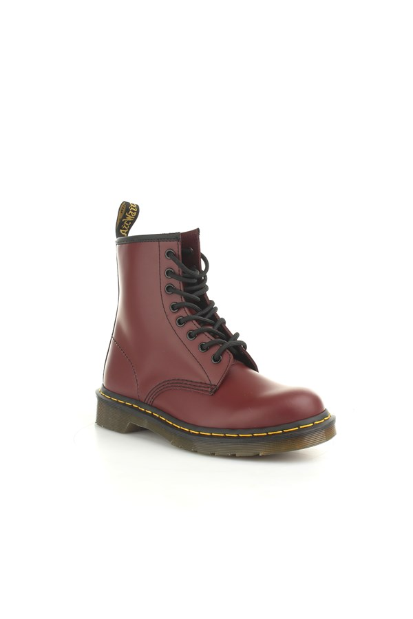 Dr. Martens Shoes Red
