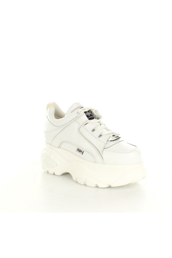 Buffalo Sneakers White