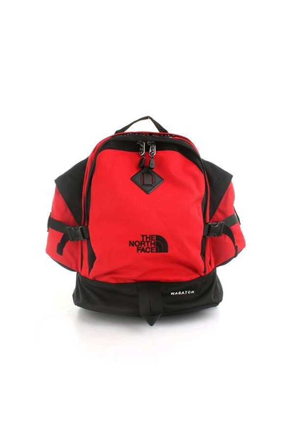 The North Face Backpacks Red / tnf Blk