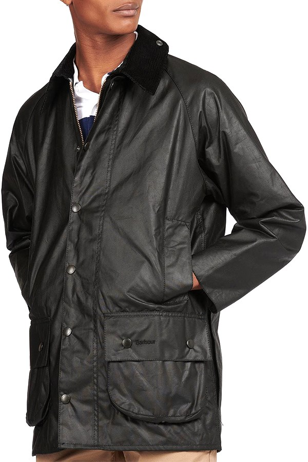 Barbour Jackets Black