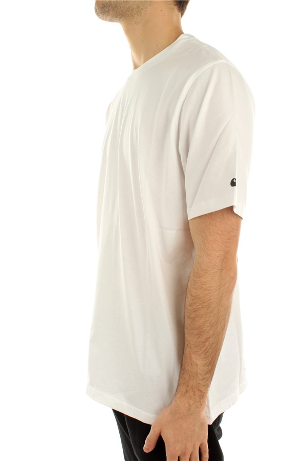 Carhartt Short sleeve White / Black