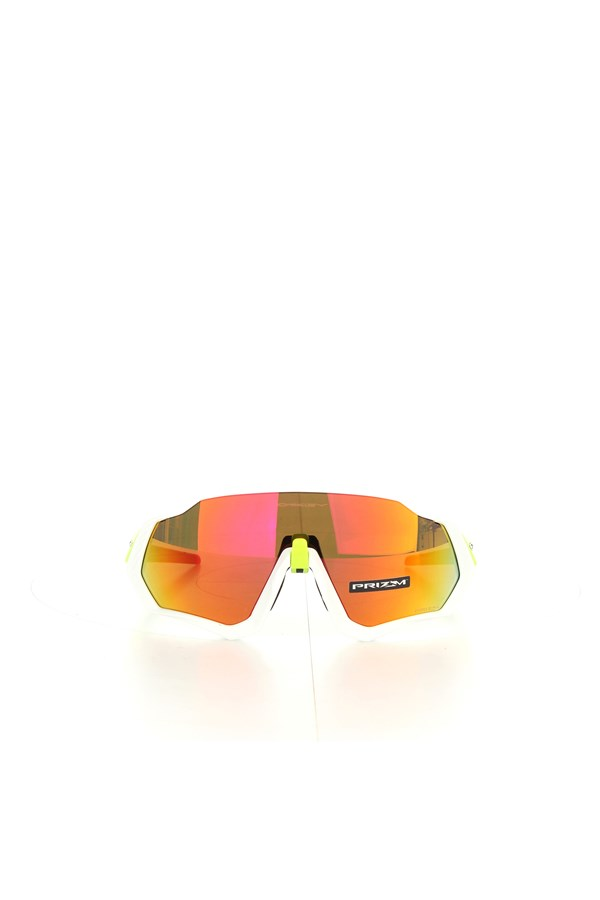 Oakley Sun glasses White / prizm Ruby