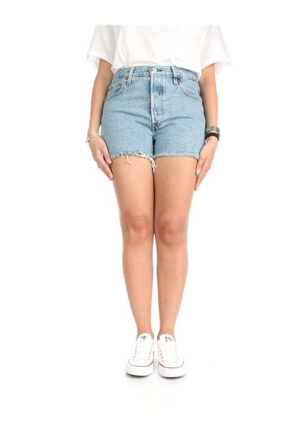 Levi's Shorts Denim Women 56327-0011 0