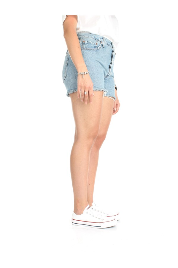 Levi's Shorts Denim Women 56327-0011 7