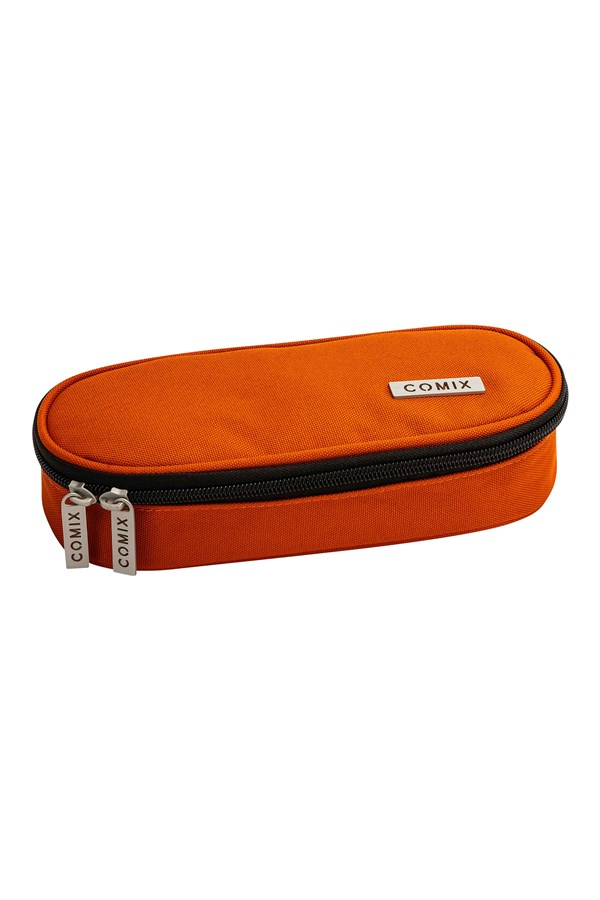 Comix school cases School pencil cases 60202 Orange