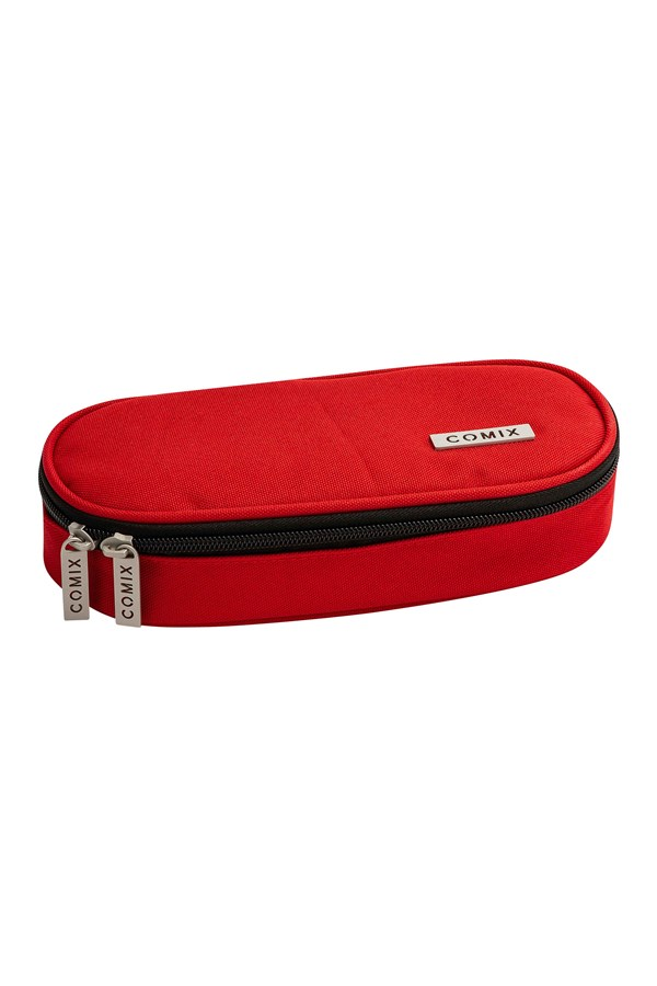 Comix school cases School pencil cases 60202 Red