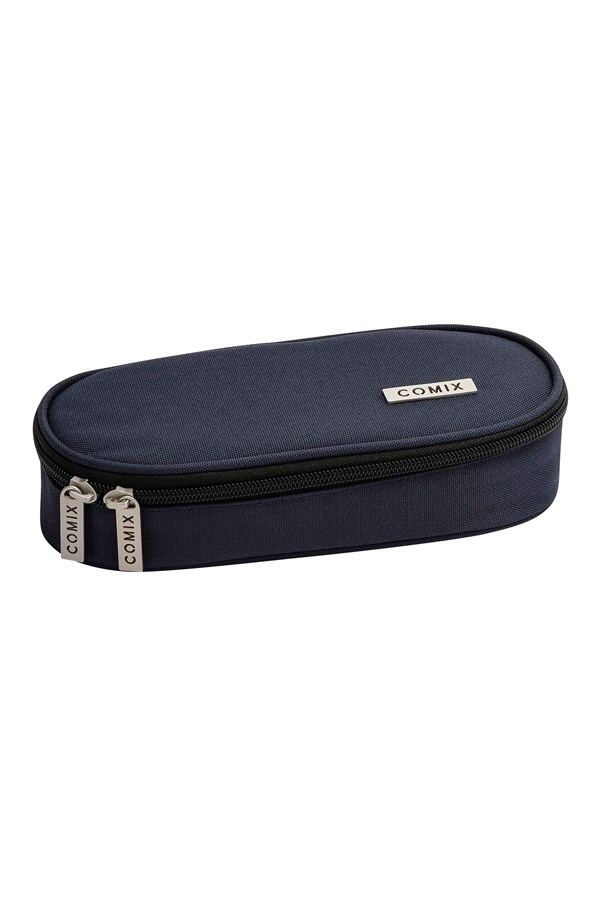 Comix school cases School pencil cases 60202 Navy