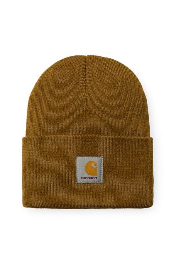 Carhartt Hats Beanie I020222 Brown