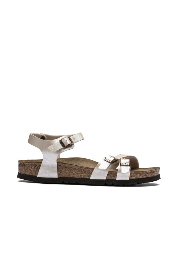 Birkenstock low white