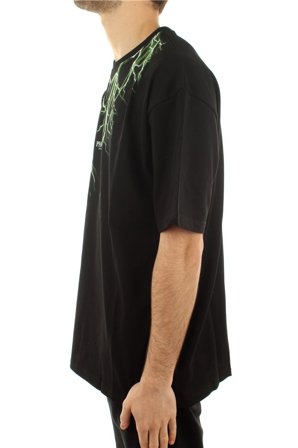 Phobia Short sleeve Black