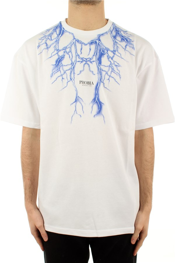 Phobia Short sleeve white