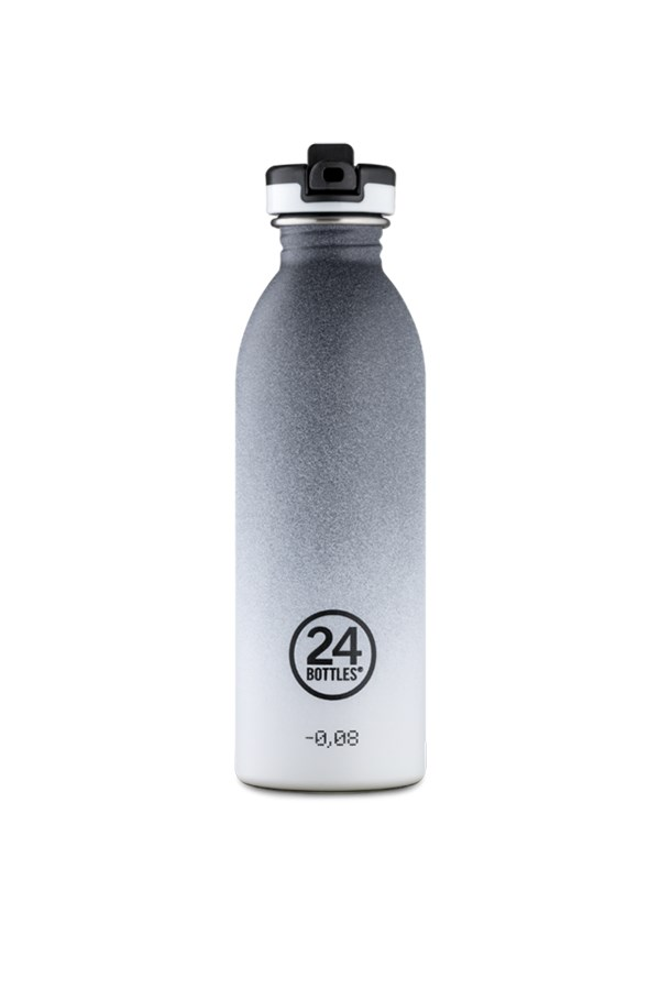 24 Bottles water bottles Bottles TEMPO GREY