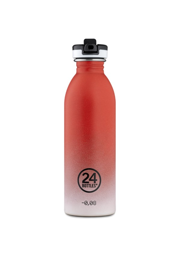 24 Bottles water bottles Bottles CORAL PULSE