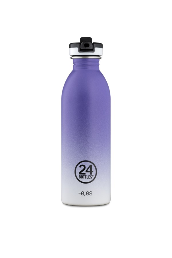 24 Bottles water bottles Bottles Unisex PURPLE RHYTHM 0