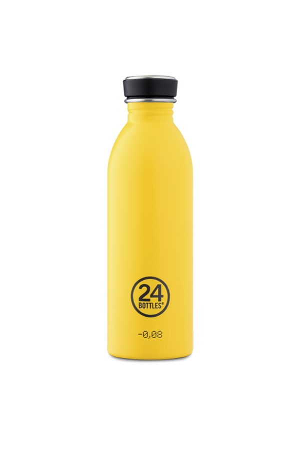 24 Bottles water bottles Bottles Unisex YELLOW 0