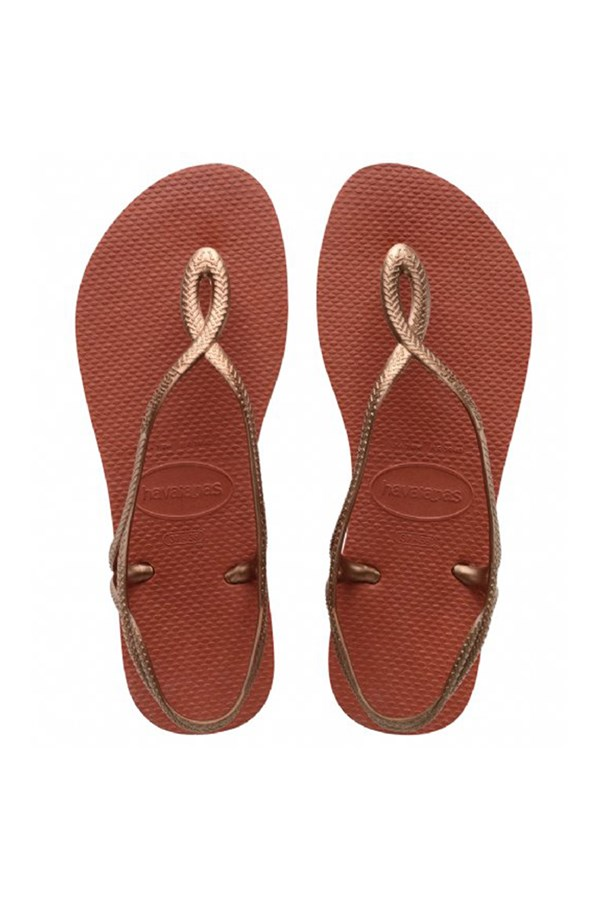 Havaianas Flops Red Roof