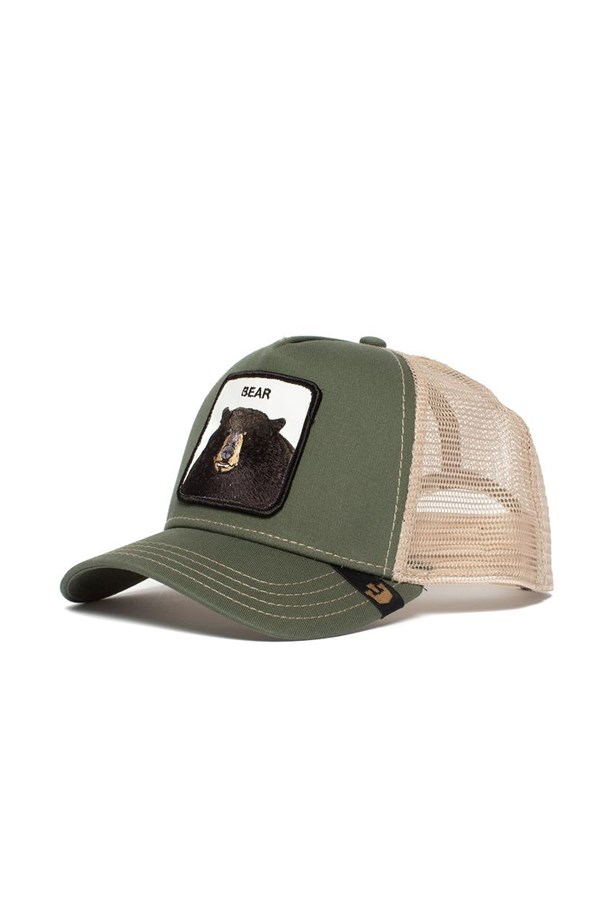 Goorin Bros Baseball Green / sand