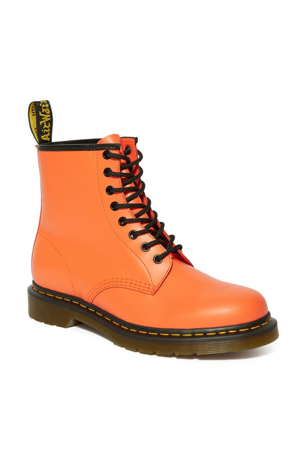 Dr. Martens Amphibians Smooth Orange