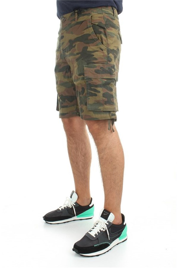 Only & Sons bermuda Olive Night Camo