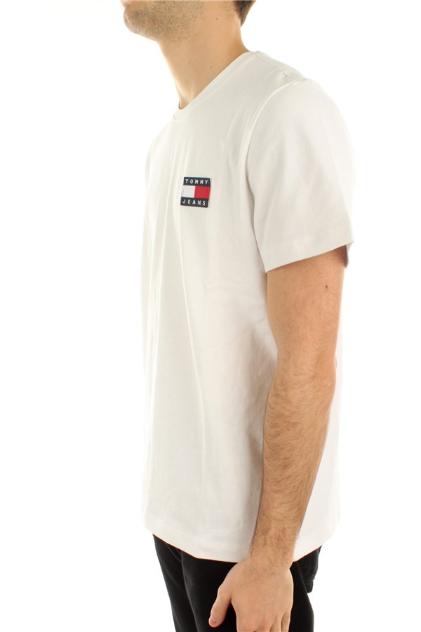 Tommy Hilfiger T-shirt Short sleeve Man DM0DM06595YBR 1