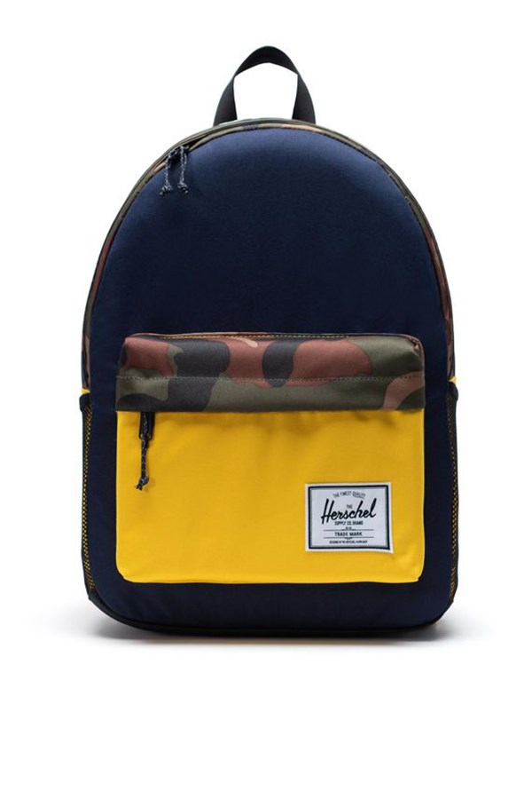 Thrasher Backpacks Peacoat / woodland Camo / lemon Chrome