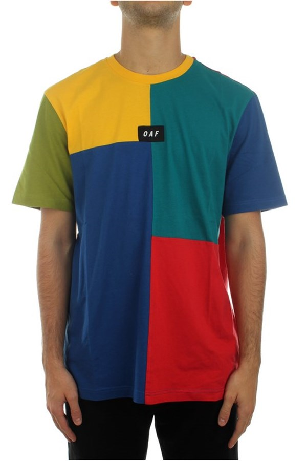 Lazy Oaf Short sleeve Multi