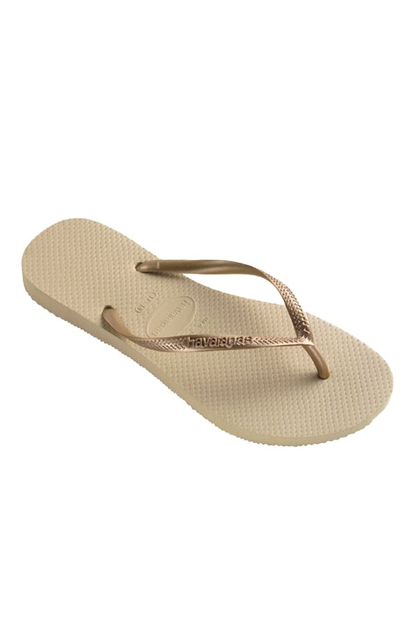 Havaianas Flops Sand Gray / light Golden