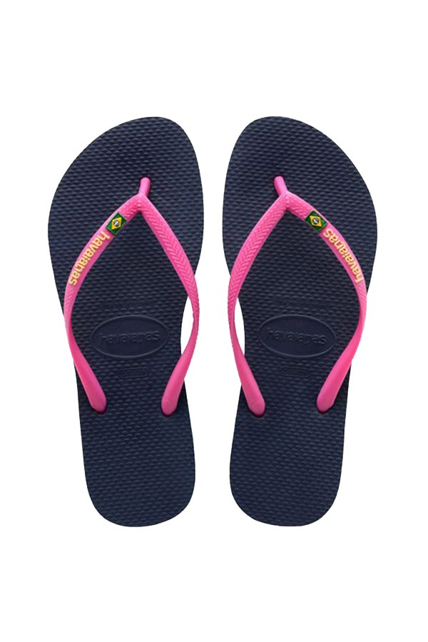 Havaianas Low shoes Flops 4140713.0555 Navy Blue