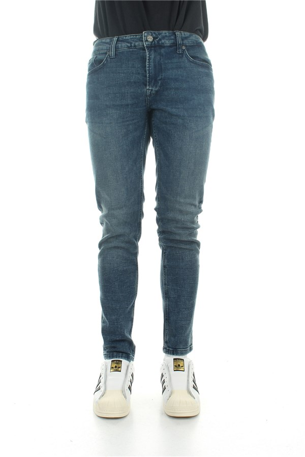 Only & Sons Slim Blue Denim