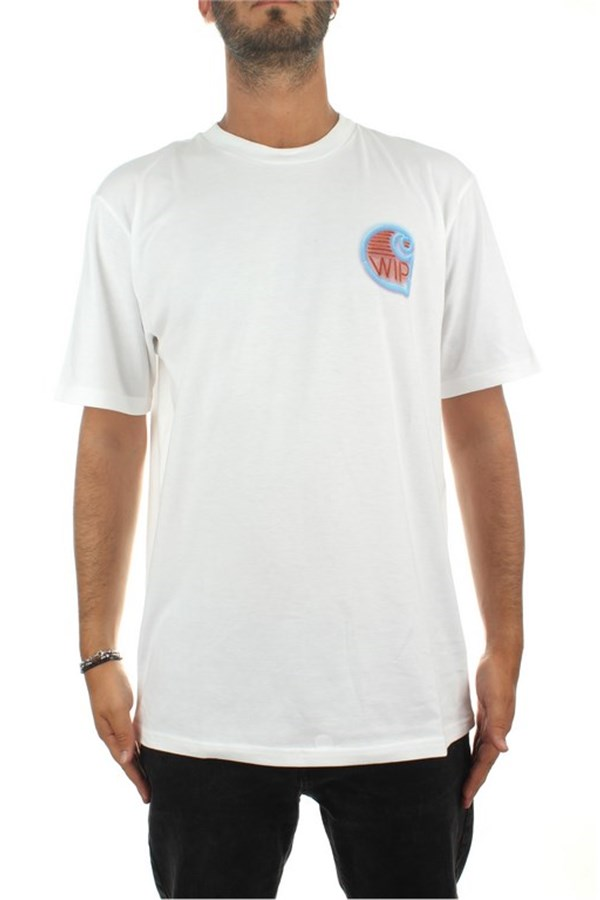 Carhartt Short sleeve White
