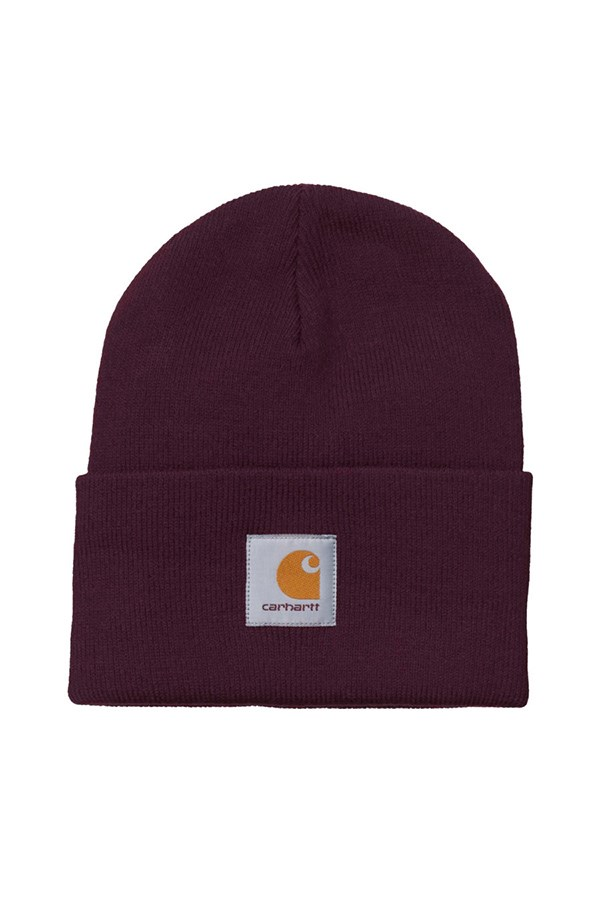 Carhartt Hats Beanie I020222 Boysenberry