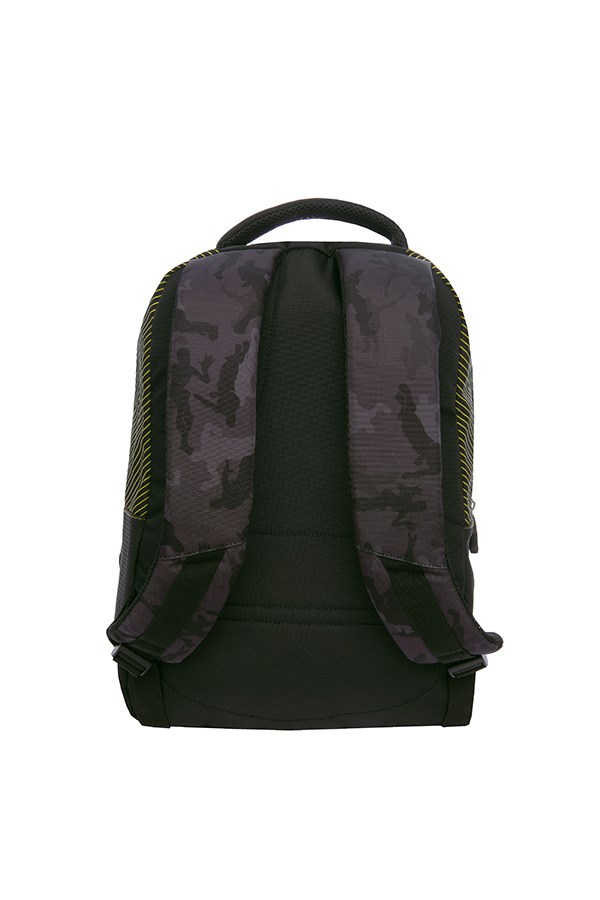 Comix Backpacks Camo Gray