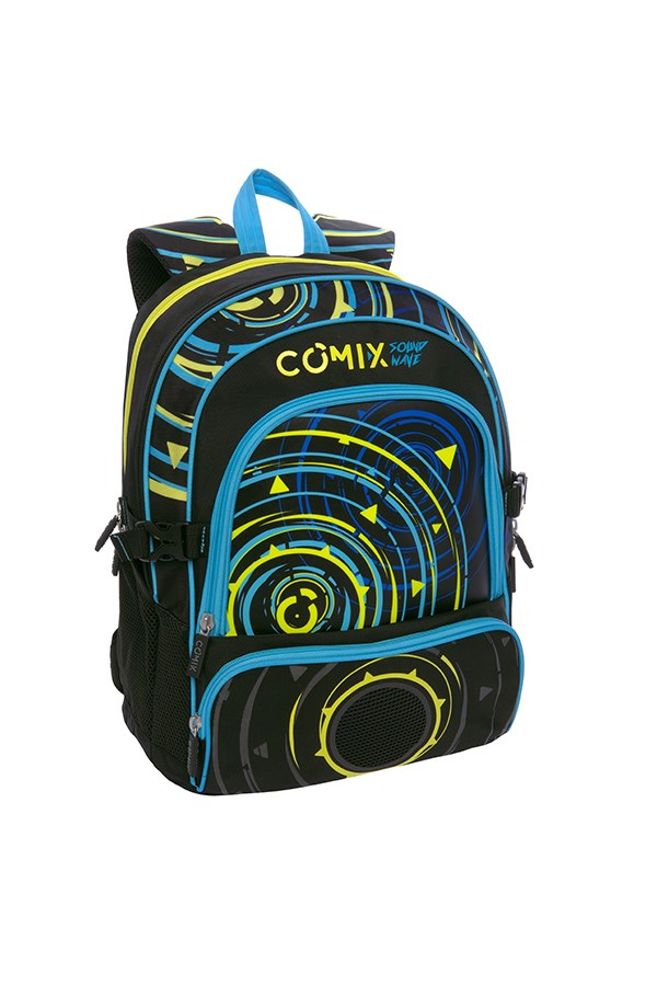 Comix Backpacks Blue
