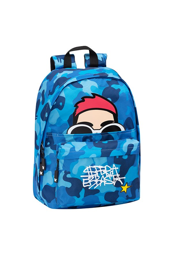 Anerkjendt Backpacks Blue