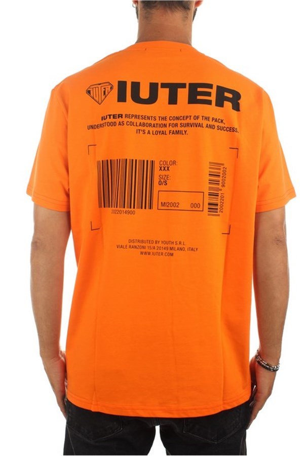 Iuter T-shirt Short sleeve Man 20WITS09 0