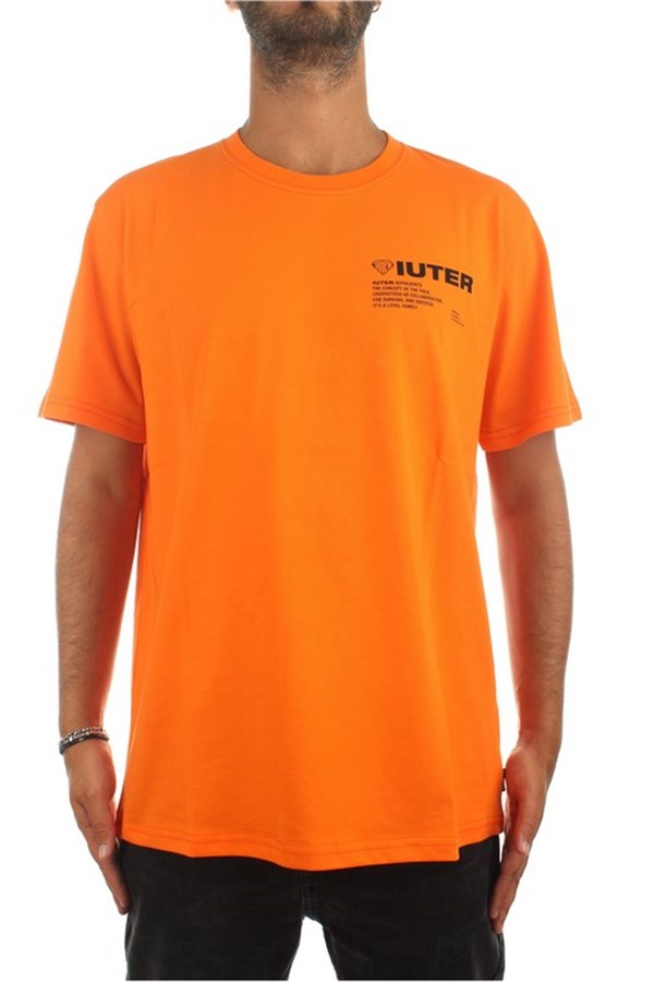 Iuter T-shirt Short sleeve Man 20WITS09 1