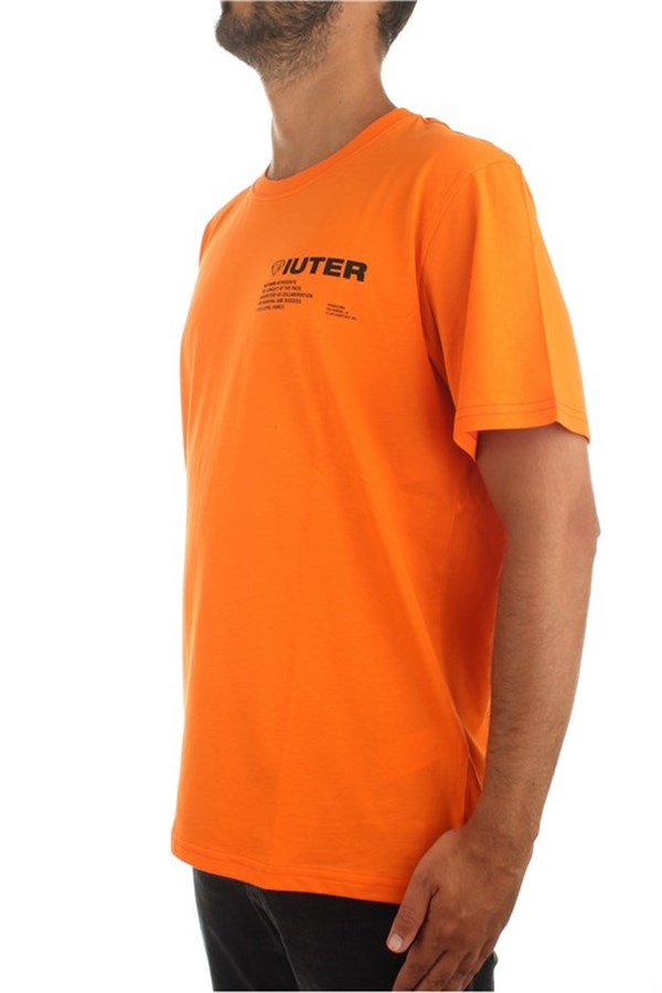 Iuter T-shirt Short sleeve Man 20WITS09 2