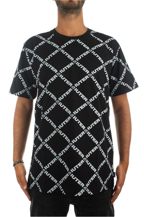 Iuter Short sleeve Black