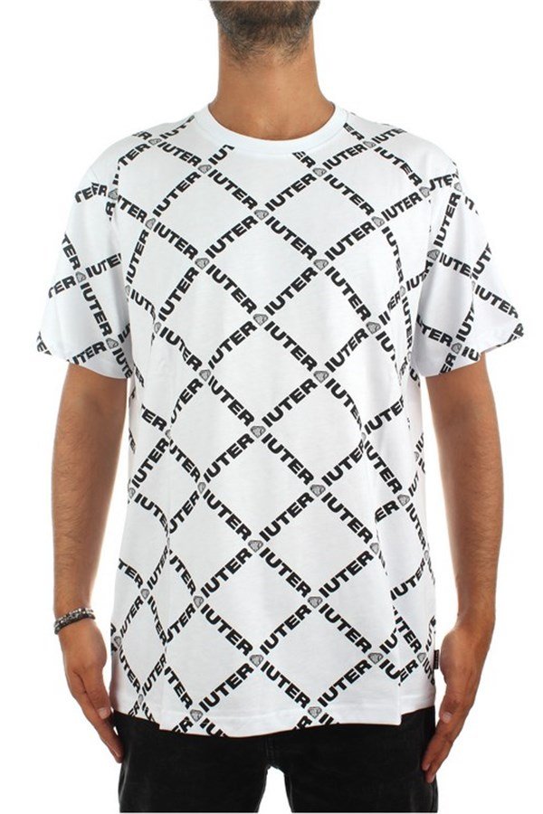 Iuter Short sleeve White