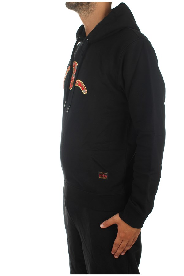 Evisu Hooded Black