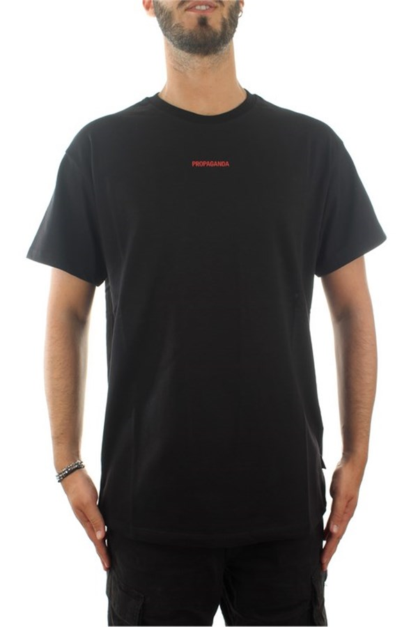 Minimarket Short sleeve Black