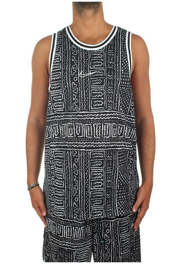 Nike Tanks Black / white