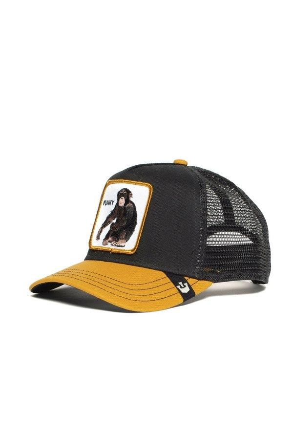 Goorin Bros Baseball Black / yellow