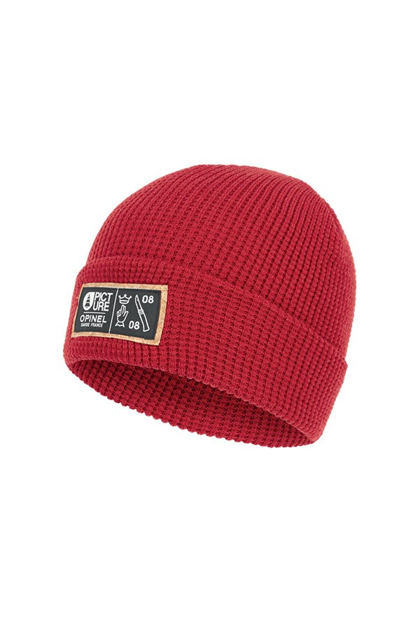 Picture Organic Clothing Beanie Red
