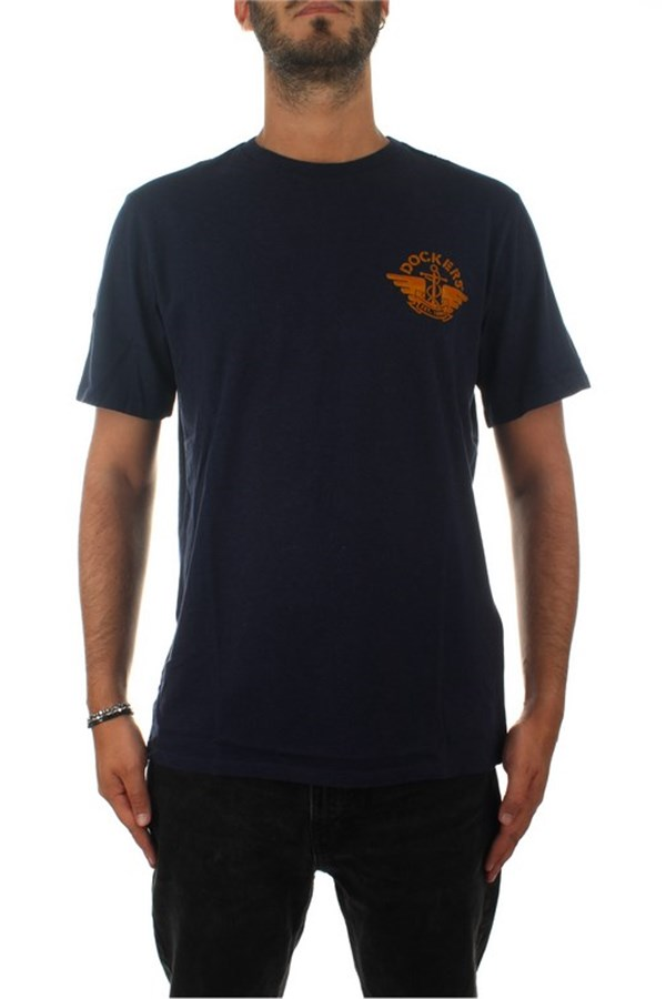 Dockers Short sleeve Blue