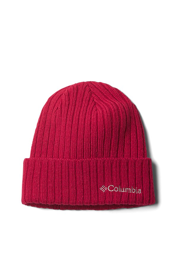 Columbia Beanie Mountain Red