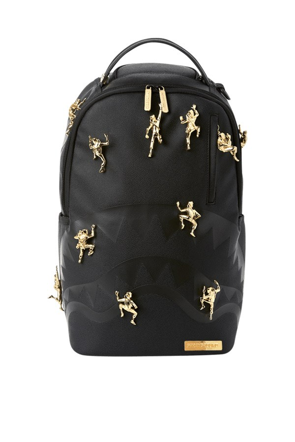 Sprayground Backpacks Black
